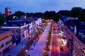 NU LED RGBW - Willemstraat Breda